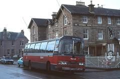Highland T149 Dingwall (Guy Arab UF) Tags: bus ford buses hotel 1 coach group scottish highland national express 1977 dominant dingwall omnibuses duple r1114 t149 ost249s