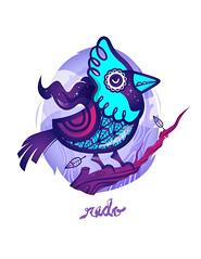 ready (R3DO!) Tags: bird birds illustration vectorart space galaxy vector purplebirdbirdsvectorartillustrationgalaxyspace