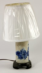73. Antique Chinese Porcelain Table Lamp