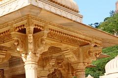"2335 Gatore Ki Chhatriyan Jaipur, Rajasthan (Traveling Man – Traveling, back soon) Tags: city india amber indian tiger capital royal dome temples cenotaph jai pavilions jaipur tombs crematorium ki rajasthan ii"" singh subcontinent cravings rajput city"" ""indian india"" ""south sawai canonef24105mmf4lisusm architecture"" ""republic ""royal gaitor canoneos50d ""pink chhatris asia"" fort"" ""maharaja markaveritt ""gatore chhatriyan"" gaitor"" ""nahargarh"