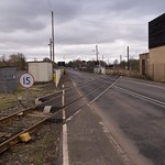 Coopies Lane AHB Level Crossing