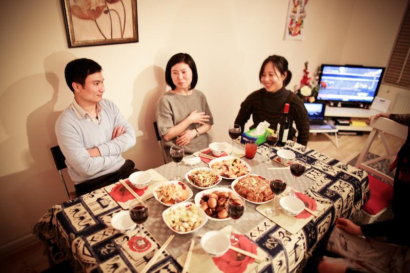 Chen Jie home dinner 016