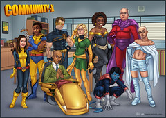 Community version X-Men