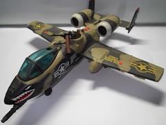 A-10 (cbrusasco) Tags: 3 soldier army toys freedom force joe mei em humvee 34 gi a10 chap comandos bope aao