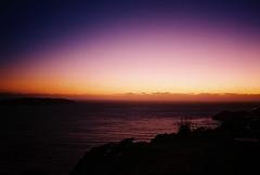 Golden Gate National Recreation Area (Yek Huang) Tags: california sunset sky usa nightfall