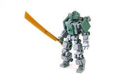 WarriorSuit-036 (Cam M.) Tags: boss green gold cool sand lego awesome suit warrior pearl epic mecha mech hardsuit warriorsuit