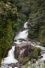 One of the numerous waterfalls in the Annapurna Conservation Area (Michał Olszewski) Tags: nepal river waterfall asia land himalayas acap gandaki kaski annapurnaconservationarea geographicalfeatures annapurnaconservationareaproject