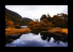 Kylemore Abbey. Oliver Kennedy (Oliver Kennedy) Tags: ireland lake history galway tourism water landscape photography boat scenery maps historic connemara historical picturesque kylemoreabbey placestosee tourismireland picturesofireland irelandweather oliverkennedy weatherireland