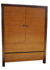 Kirei Armoire with drawers
