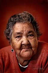 Grandma (Jeison Spaniol) Tags: grandma portrait hyper dslr colorphotoaward hyperrealportrait yourockwinner