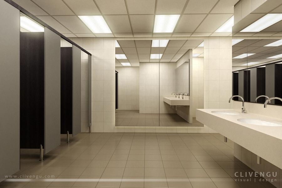 New Toilet 04F
