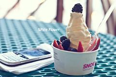 SNOG (@White_Flower91) Tags: fruit canon frozen blackberry bb snog 500d