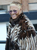 Dionne Warwick at the ITV studios London, England