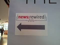 6814019021 e3af3727e1 m Meet you at news:rewired conference?