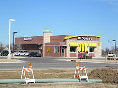 McDonald's (citizenkerr) Tags: oklahoma broken restaurant mcdonalds arrow