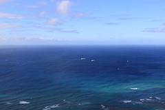 View from Diamond Head (Korki051 ) Tags: vacation beach fun hawaii oahu ocea viewfromdiamondhead top20blue