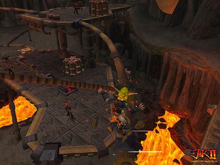 Jak II screenshot 2