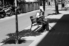 Old man, Barcelona by Fabio Sola Penna, on Flickr