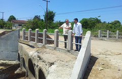 Avenida Julinha5 (Marco Aurlio Gomes) Tags: ponte itanham contruo marcoaurlio pavimentao prefeitoforssell