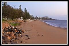 Margate Beach at Dawn-1=