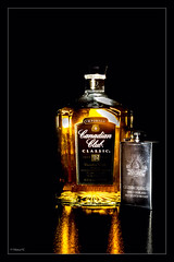 Whisky (Superrichi220) Tags: whisky lowkey canadianclub canonef50mmf14 produktfotografie entfesseltblitzen canonef24105mml canoneos6d