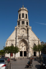 glise Saint-Lonard | Honfleur | Blonville-sur-Mer to Honfleur-66 (Paul Dykes) Tags: normandy normandie france may 2016 seaside coastal normandycoast sea honfleur glisesaintlonard stleonardschurch flamboyant gothic 17thcentury seventeenthcentury 18thcentury eighteenthcentury