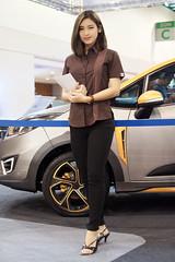 MY Autofest 2016 (Lau ArtPix) Tags: auto show woman girl car model nikon malaysia kuala fest kl lumpur proton 2016 d7000 piscesguy