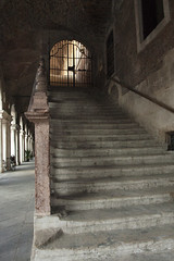 basilica steps Vicenza (Wendy:) Tags: pattern staircase marble bannister vicenza palladio