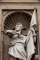 Statua Loggia (andrea.prave) Tags: toscana tuscany toscane toskana     florencia florence     florenz italia italy      italie italien statue      esttua  estatua heykel scultura  sculpture skulptur escultura