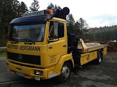 MB LN 817 (Vehicle Tim) Tags: truck mercedes mb fahrzeug lkw abschleppwagen autotransporter abschlepp
