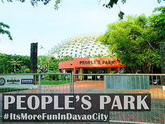 People's Park - The Gate (itsmorefunindavaocity) Tags: city travel tourism asia philippines davao mindanao davaocity davaodelsur itsmorefunindavaocity