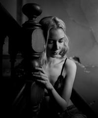 . (Sandy Phimester) Tags: portrait film analog mediumformat kodak trix 400tx 75mm pentax67