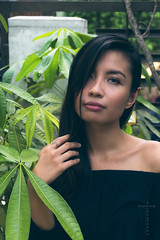 Kwynn -8606 (Andr Scherpenberg-Dedsharp Photography) Tags: portrait woman holiday beauty pretty availablelight ambientlight philippines filipina seductive antipolo 2016 filipijnen