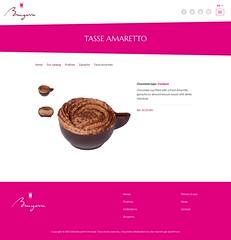 Bruyerre Tasse Amaretto (screenshot) (zazou.ciocolata) Tags: coffee screenshot belgium almond biscuit nut hazelnut pralines darkchocolate amaretto amaretti gianduja nutcream bruyerre 5559cocoa