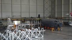C-130E Hercules (Lukasz Pacholski) Tags: force martin air polish lockheed hercules c130e