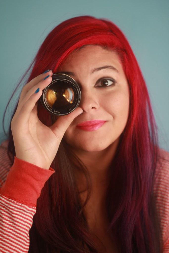 Chubby Red Hair - Nude Photos-3040