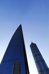 & (LouisQiu) Tags: china city travel building shanghai   pudong     jinmao  lujiazui swfc