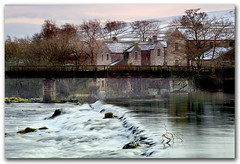 Linton Weir. (Tall Guy) Tags: uk yorkshire dales linton weir tallguy