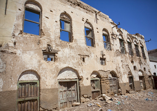 Former Ottoman House Ruin in Berbera - Somaliland