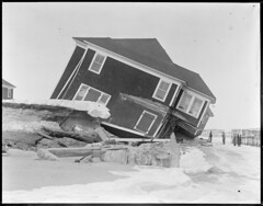 House wreck (Boston Public Library) Tags: weather storms floods lesliejones