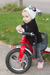 Alannah Tricycle (Craig Dyni) Tags: girl toddler madelyn alannah dyni