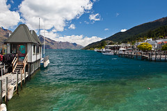 Lake Wakitipu (Kalabird) Tags: newzealand mountains nature southisland queenstown bobspeak fiordlands lakewakitipu