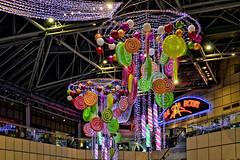 Suntec City #2 (chooyutshing) Tags: christmas decorations festive singapore shoppingmall lightup sunteccity 2011 entertainmentatrium