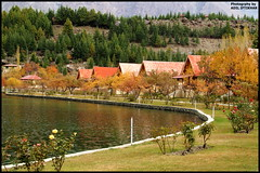 Honeymoon suits :) (Adil (CHamp)) Tags: pakistan lake colors lakes beautifulcolors skardu pakistaniphotographer lakesinpakistan pakistanlakes lakesinautumn pakistanphotography shangrilalake lowerkachuralake adiliftikhar adilchamp skardulake dpp0547