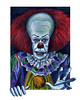 Tim Curry as Pennywise (Stephen Kings It)
