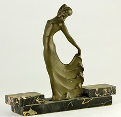 104. Art Deco Sculpture