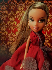 Fabulous Holiday Sasha (Bratz Guy (2nd Account)) Tags: girls holiday fashion photography dolls lasvegas sasha mga bratz bratzparty