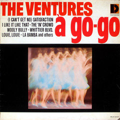 The Ventures - a go-go (epiclectic) Tags: music art vintage album vinyl retro collection jacket cover lp record sleeve 1965 ventures epiclectic