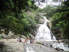 Monkey Falls (Siva301in) Tags: camera india water digital canon falls hills waterfalls tamilnadu coimbatore southindia westernghats pollachi sivakumar canonixus monkeyfalls aliyar ixus95is 95is canonixus95is canonixus95 ixus95 siva301in bsivakumar sivakumarbalasubramanian
