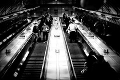 Escalators - London Session 2010